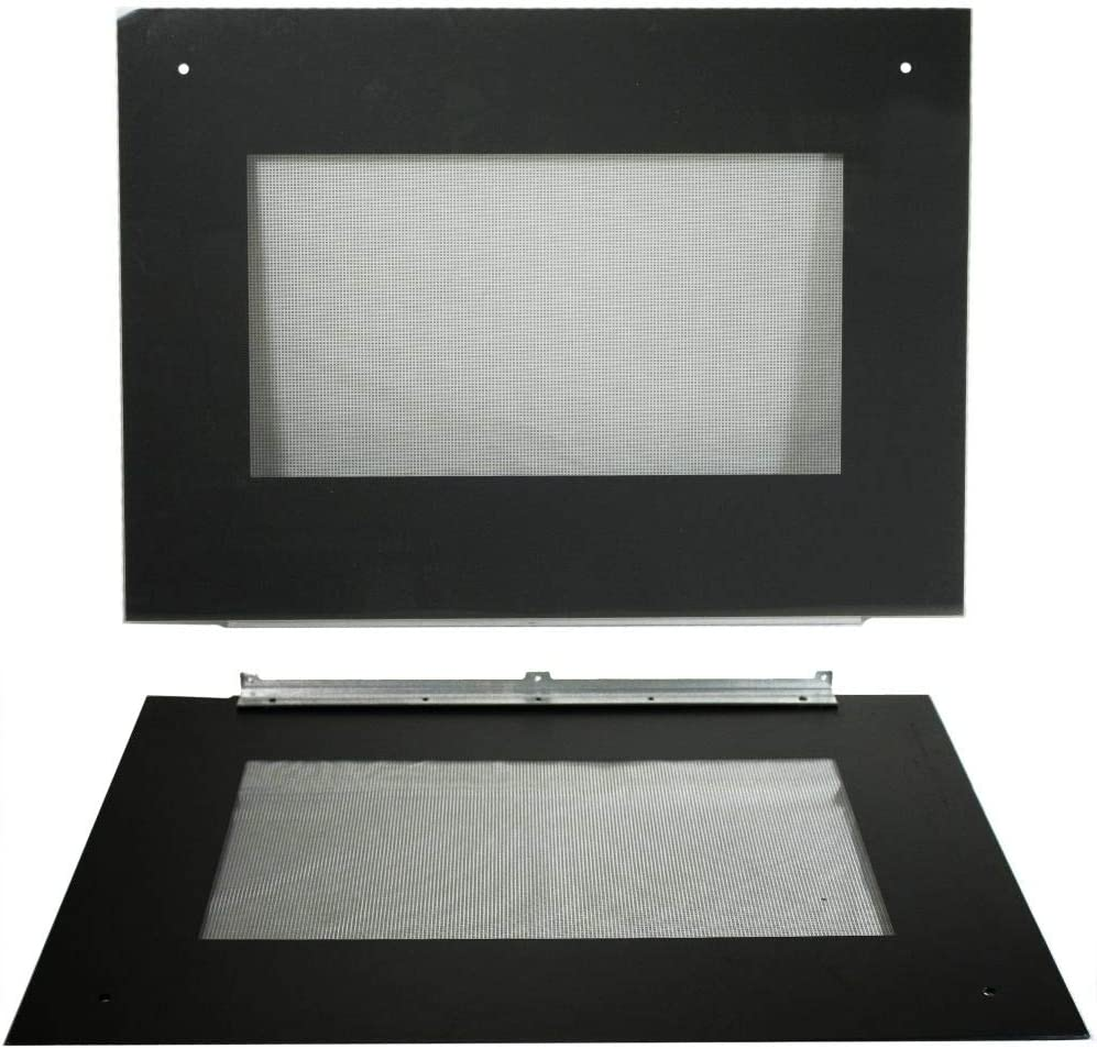 Whirlpool W10209065 Wall Oven Door Outer Glass Genuine Original Equipment Manufacturer (OEM) Part