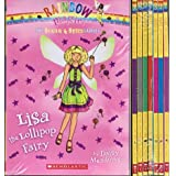 Rainbow Magic Sugar & Spice Fairies Set by Daisy Meadows (2013) Paperback