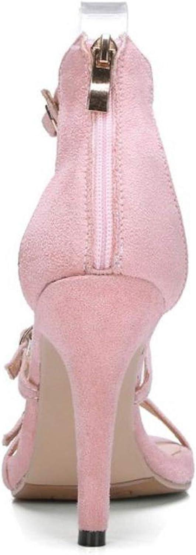 High Heel Sandlal Real Leather Open Toe Platform Woman Shoes Elegant Ornate Wedding Footwear