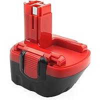 Advtronics 12V 3.0Ah Ni-MH Batería para Bosch BAT043