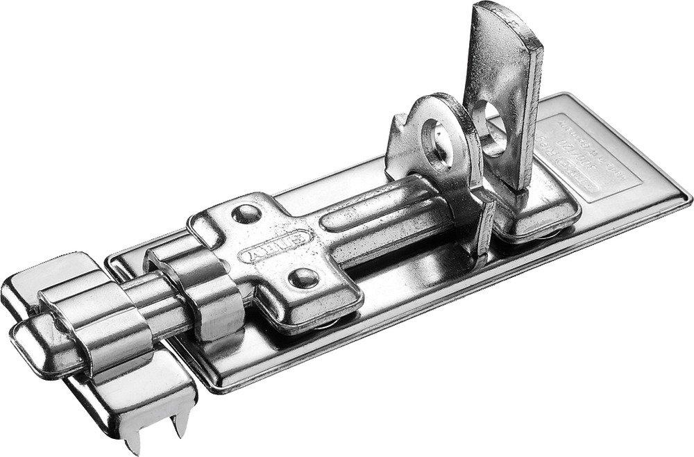 ABUS 300/140 5.5-Inch Hardened Steel Slide Bolt Hasp