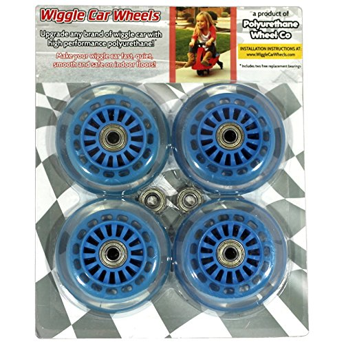 wiggle-car-polyurethane-replacement-wheels-blue