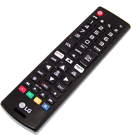32LK610BPUA 32LK610BP 32LK610BP-UA 32LK610BB-UA 32LK610BBUA OEM LG Remote Control Shipped with 32LK610BB