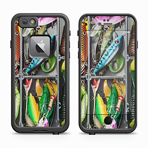 fishing-lures-skin-for-the-apple-iphone-6s-lifeproof-fre-case-sticker-lifeproof-fre-case-not-include