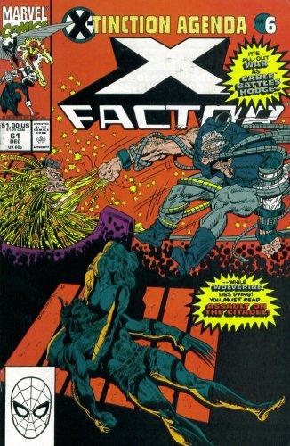 X-Factor #61 : Betrayal (X-Tinction Agenda - Marvel Comics ...