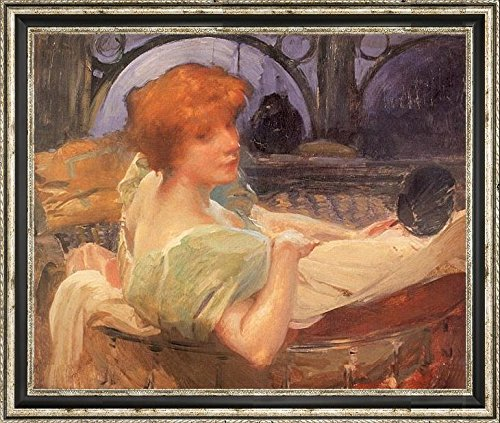 portrait-de-mme-georges-rodenbach-by-paul-albert-besnard-21-x-26-framed-canvas-art-print-ready-to-ha