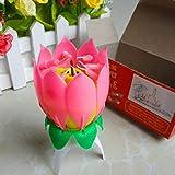 YoZhanhua - Vela Decorativa para Tarta de cumpleaños, diseño ...