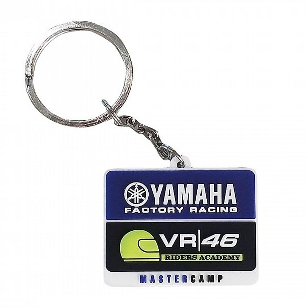 Valentino Rossi VR46 Moto GP Yamaha Master Camp llavero ...