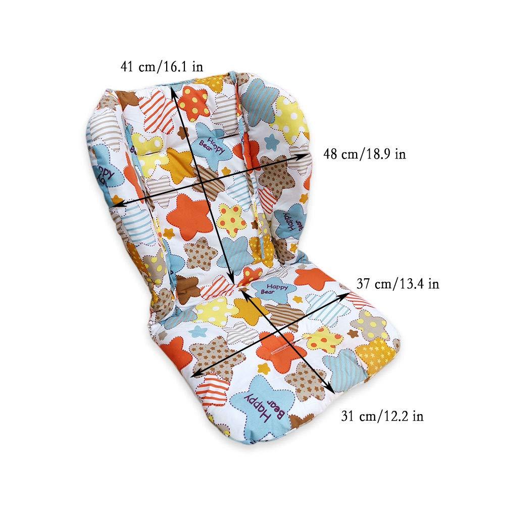 Cojín para silla alta, cochecito de bebé Amcho/Trona/Cojín ...