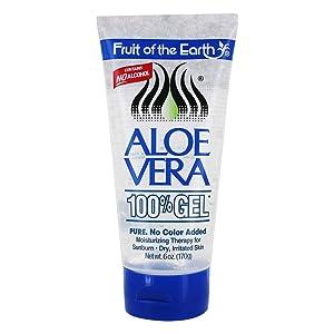 Fruit of the Earth Aloe Vera 100% Gel - 6 oz
