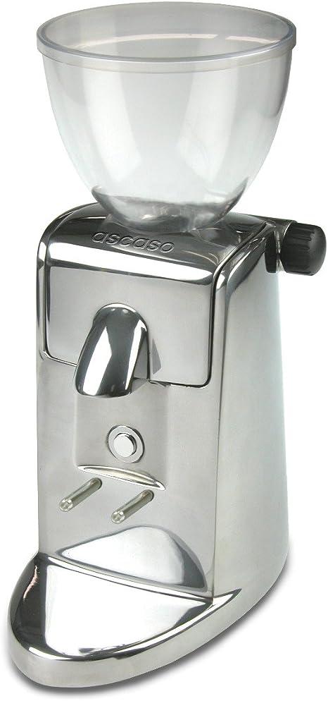 ascaso iMini I1 – Molinillo de café con temporizador aluminio ...