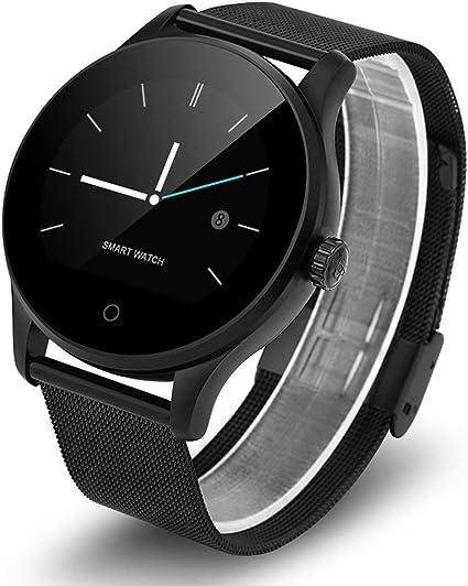 bienddyicho K88H Smart Watch Tracker Reloj de Pulsera Monitor de ...