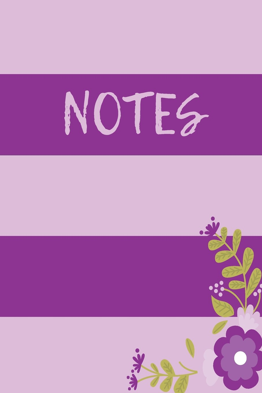 Download Notes: Purple Mania Blank Lined Journal; for inspirational quotes, positive habits, and motivation pdf epub