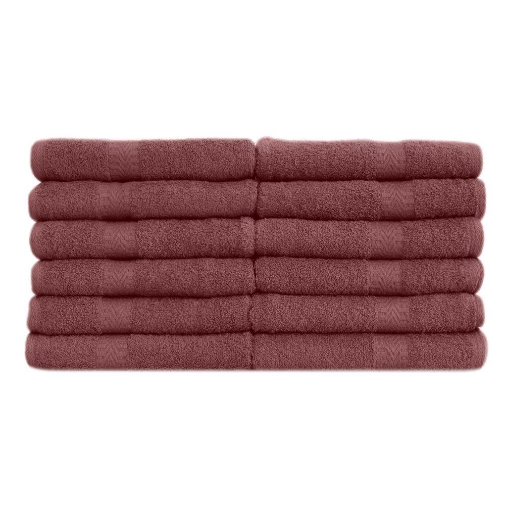 Westward Ho!! - Juego de 12 toallas de mano (50 x 85 cm, algodón peinado) 3110HBK