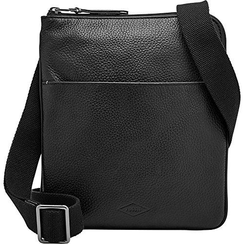 Fossil-Mayfair-Courier-Bag-Black