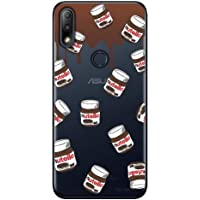 Capa Personalizada Asus Zenfone Max Plus (M2) - Nutella - TP109