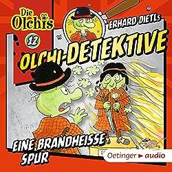 Eine brandheiße Spur (Olchi-Detektive 12)