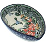Polish Pottery Maria Small Spoon Rest