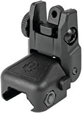 Ruger 90415 Rapid Deploy Rear Rail