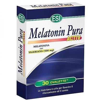 MELATONIN ACTIV (30 NATURCAPS) 1 MG.*