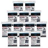 Best Emergency Mylars - General Medi Emergency Blanket (12-Pack),Emergency Foil Blanket- Perfect Review