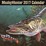 Musky Hunter 2017 Wall Calendar