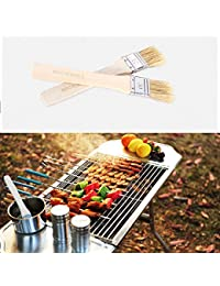 Bargain 1 * Baking Basting Brush Bread Butter Spreader Grill Cook BBQ Oil Pastry Brush discount