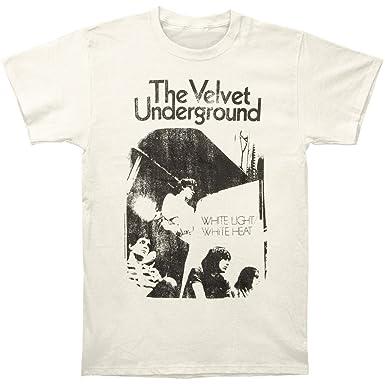Impact Velvet Underground - White Light White Heat Soft T-Shirt - Small  Black edbf5dd5f6f