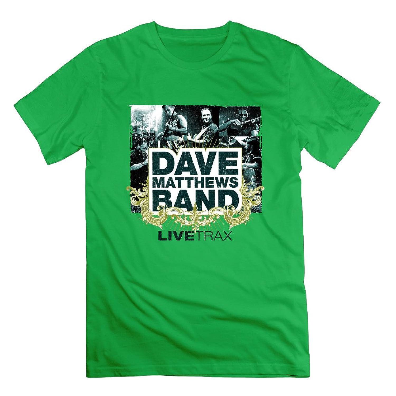 Men's DMB Live Trax 100% Cotton T-shirt