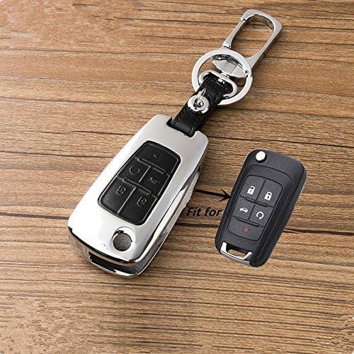Chevrolet Camaro SS RS Silcone Remote Key Chain Cover 2010-2014 2015