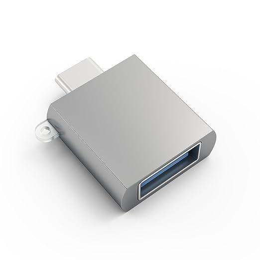 5 opinioni per SATECHI Adattatore da USB 3.1 Type-C a USB 3.0, Grigio Piombo