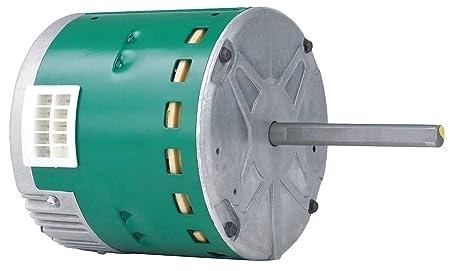 Genteq - 6705 - 1/2 HP ECM Direct Drive Blower Motor, ECM
