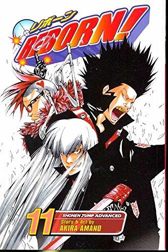 Read Online Reborn! Vol. 11, Shonen Jump Advanced Manga Edition pdf epub
