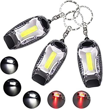 Ligera y Duradera Iluminaci/ón Nocturna EverBrite Mini Linterna LED Linterna Port/átil Antorcha Linterna 3 Bater/ías AAA Incluidas Azul Buen Regalo para Ni/ños