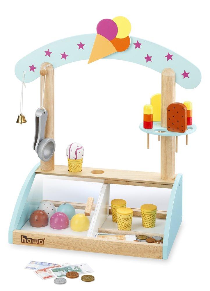 Eisdiele Spielzeug - Kinder Eisstand Howa