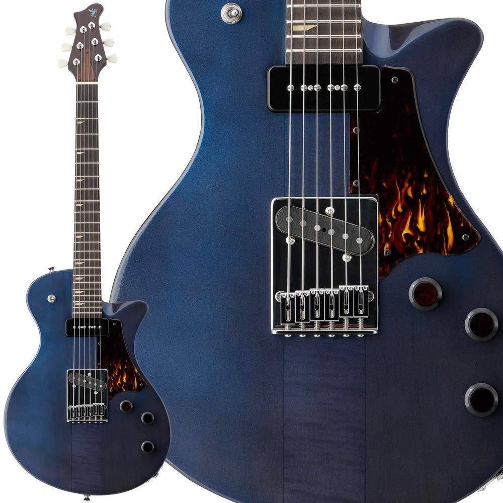 RYOGA BUMBLE-F6 TPI エレキギター リョウガ   B07Q7PGYDL