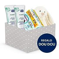 Cesta Bebé + Regalo Doudou (Cesta + Duplo