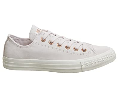 best sneakers 50ea6 9a841 Converse Chuck Taylor All Star-Ox Sneaker Damen Rose/Weiss ...