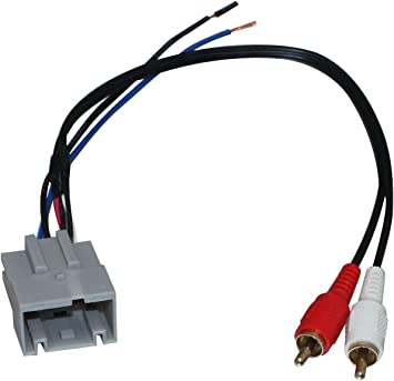 Amazon.com: 70-5520AV Wire Harness Compatible With Ford/Land Rover 2003-10  DVD Car Audio Radio Parts: AutomotiveAmazon.com
