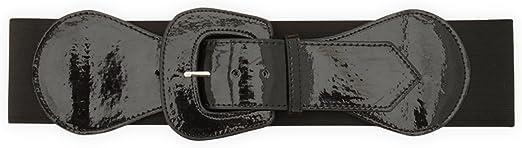 BlackButterfly Vintage Regolabile Fibbia Elastico Girovita Cintura