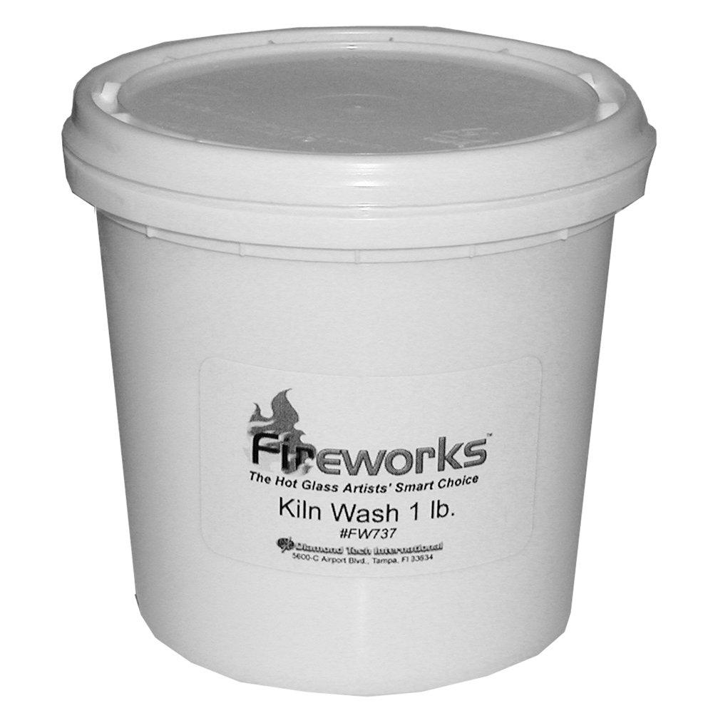 Fireworks 1-Pound Kiln Wash