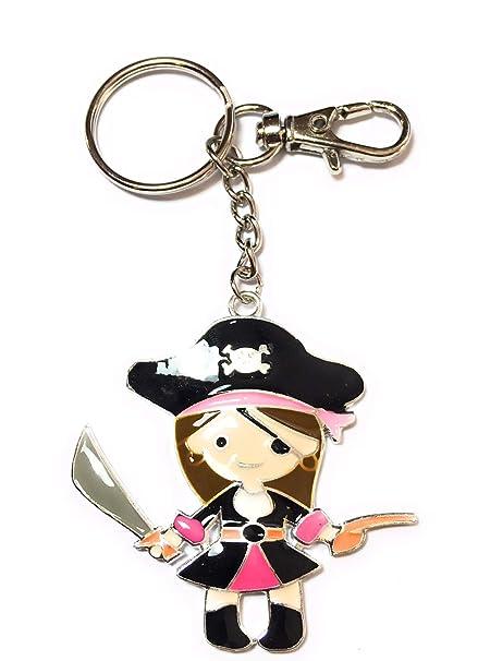 Regalos de la Muchacha del Esmalte FizzyButton Pirata ...