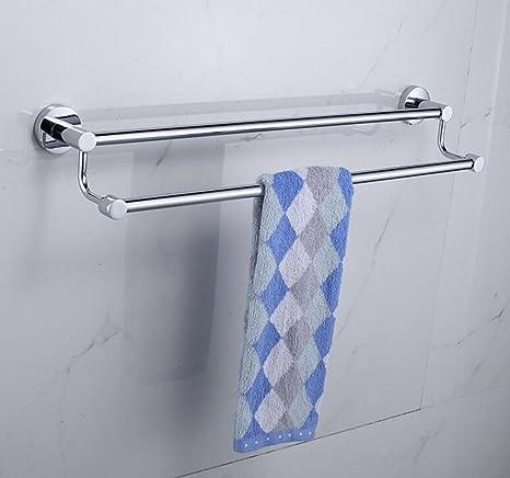Gquan Toallero Acero Inoxidable Toallas baño baño toallero ...