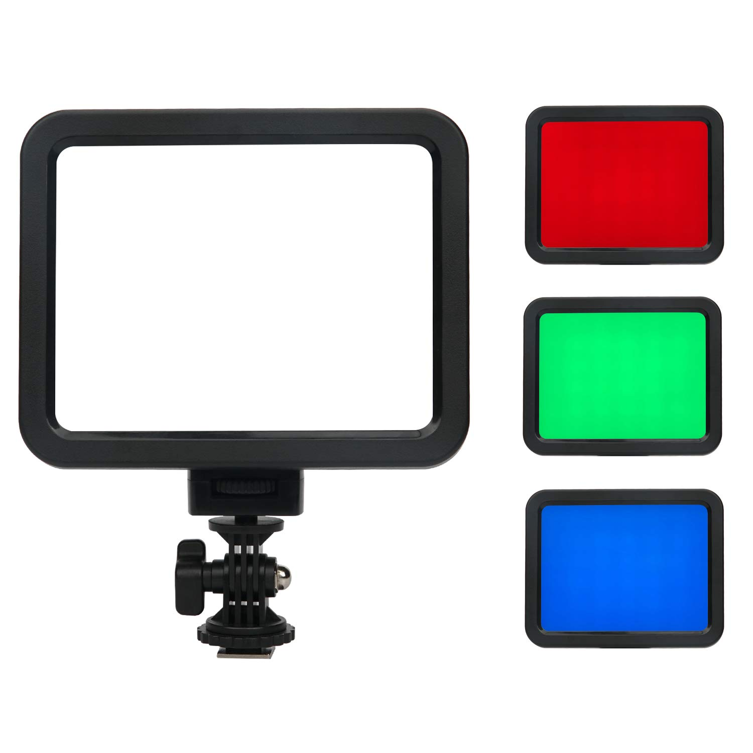 ANDYCINE RGB Video Light 3200-5700K Dimmable Photo Studio Lighting 360 Colors Video Light Brightness Adjustable (AL-360)