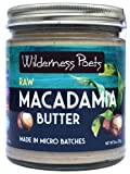 Wilderness Poets, Raw Macadamia Butter, 8 Ounce