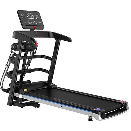 Deportes cinta de correr plegable Plegado eléctrico rodante ...