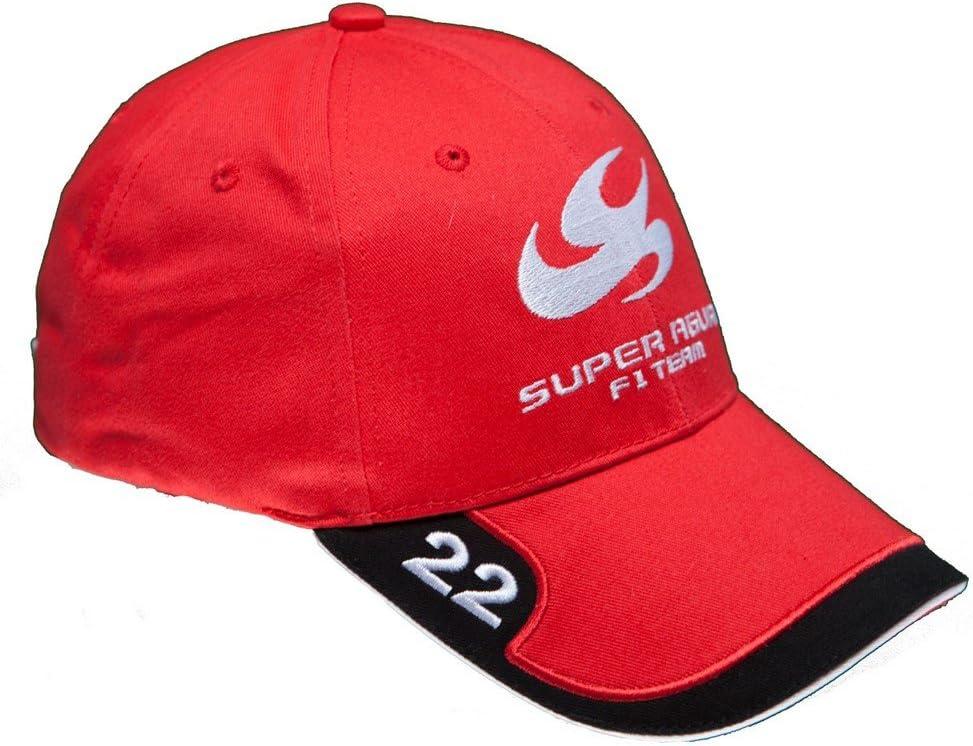 Fórmula 1 Super Aguri una gorra F1 Team New! Sato rojo: Amazon.es ...
