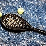 Pala Padel Black Crown Piton Junior: Amazon.es: Deportes y ...