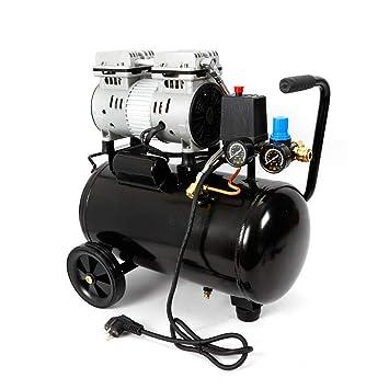 RANZIX Compresor de aire a presión, 24 L, compresor de aire ...