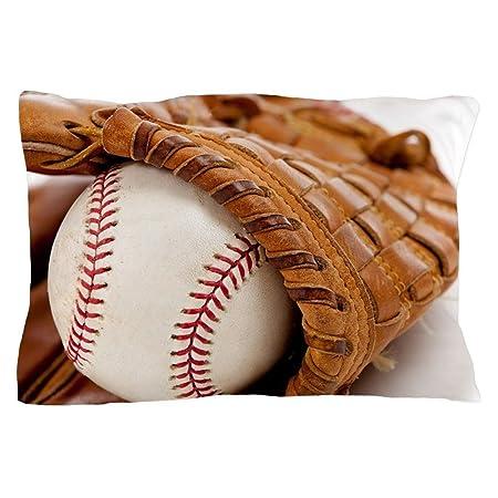 CafePress - Guante de béisbol o guante y pelota - tamaño estándar ...